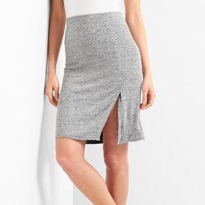 NWOT Gap Softspun Knit Pencil Skirt, SUPER SOFT!
